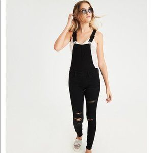 AE High Rise Super Stretch X Jegging Overalls
